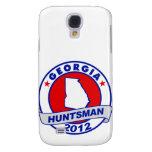 Georgia Jon Huntsman Samsung Galaxy S4 Cases