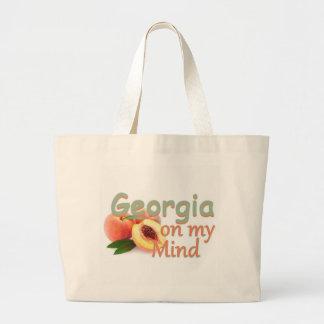 GEORGIA LARGE TOTE BAG