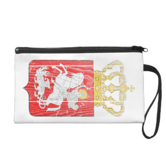 Georgia Lesser Coat Of Arms Wristlets