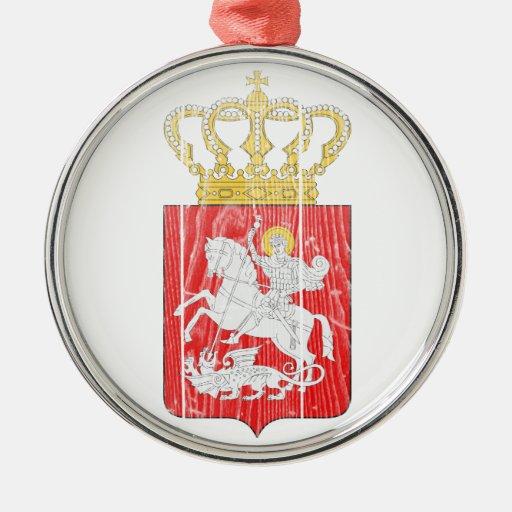 Georgia Lesser Coat Of Arms Ornament