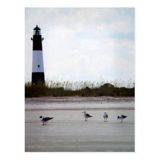Georgia Lighthouse Postcard