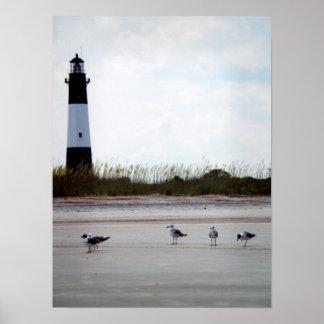 Georgia Lighthouse Posters