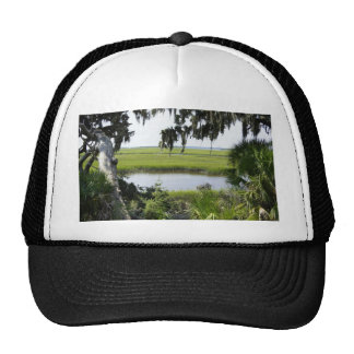 Georgia Marshland Trucker Hat