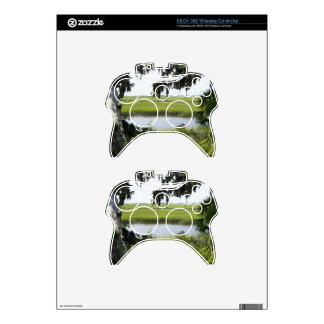 Georgia Marshland Xbox 360 Controller Skin