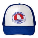 Georgia Mitt Romney Mesh Hats