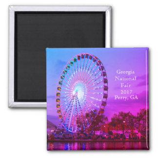 Georgia National Fair, Perry GA Magnet