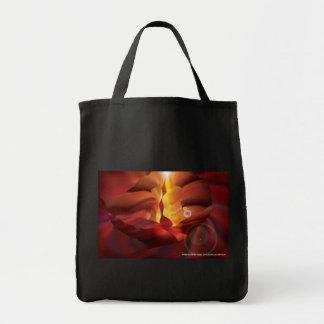 Georgia O. Goes to Arizona Tote Bag