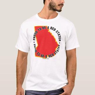 Georgia: ¡Orgulloso ser una camiseta roja de