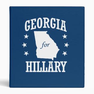 GEORGIA PARA HILLARY