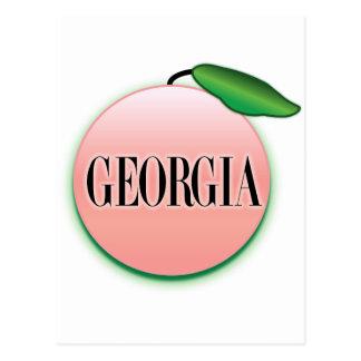 Georgia Peach Airbrush Post Cards