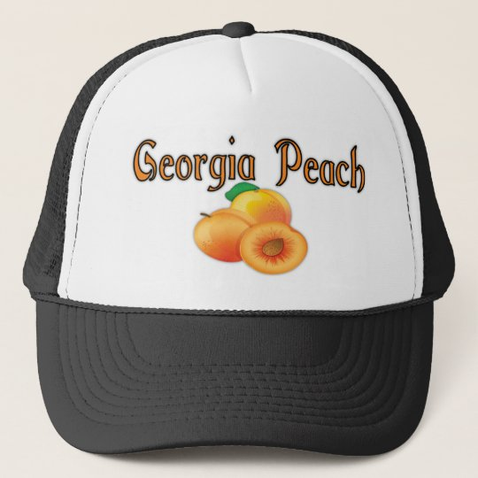 Georgia Peach(es) Trucker Hat