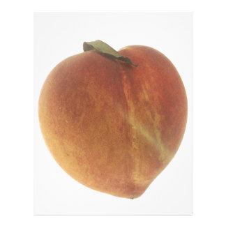 Georgia Peach Letterhead Design