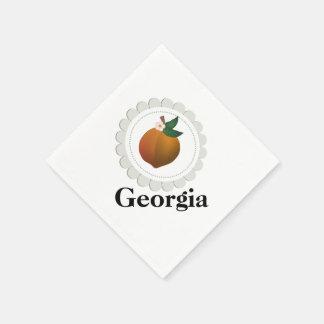 Georgia Peach Napkin