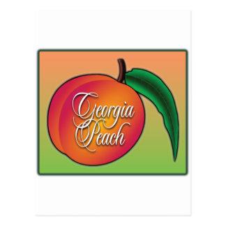 Georgia Peach Postcards
