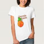 Georgia Peach T Shirt
