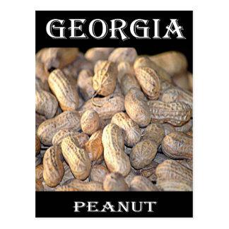Georgia Peanut Postcard