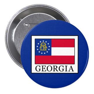 Georgia Pinback Button