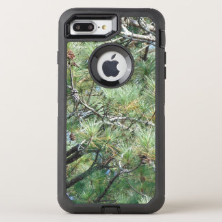 Georgia Pine Tree Branches 074 OtterBox Defender iPhone 8 Plus/7 Plus Case