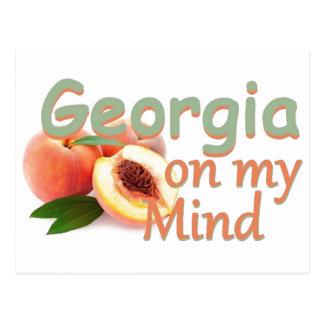 GEORGIA POST CARDS