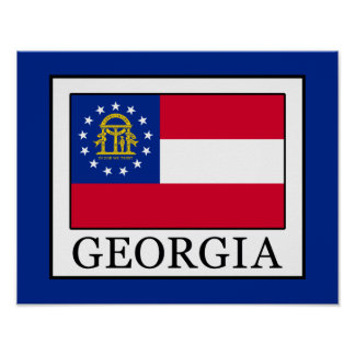Georgia Póster