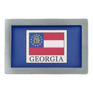 Georgia Rectangular Belt Buckle