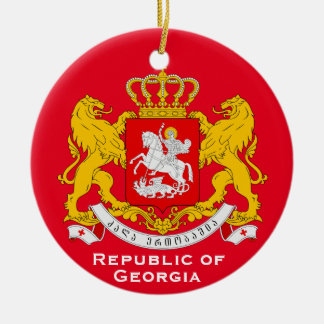 Georgia Republic* Christmas Ornament