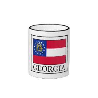Georgia Ringer Mug