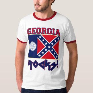 Georgia Rocks! T Shirt