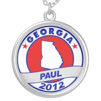 Georgia Ron Paul Pendant