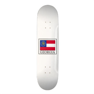 Georgia Skateboard Deck