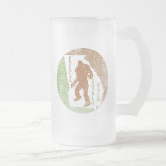 Georgia Squatch Watch Beer Mugs