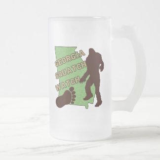 Georgia Squatch Watch Mug