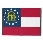 Georgia State Flag iPad Case