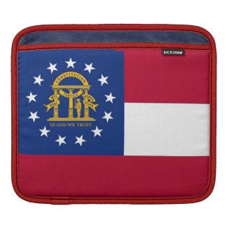 Georgia State Flag Rickshaw Sleeve