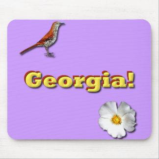 Georgia State Mousepad