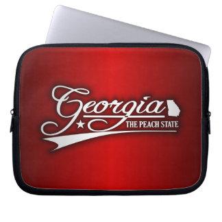 Georgia State of Mine Computer Sleeve