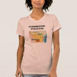 Georgia State Peach Women's Jersey T-Shirt, Peach T-shirt