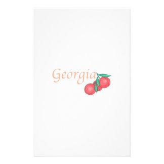 GEORGIA PERSONALIZED STATIONERY