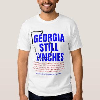 Georgia Still Lynches Tee Shirt