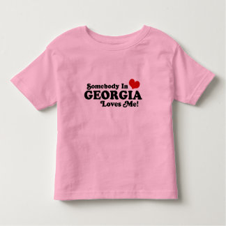 Georgia Toddler T-shirt