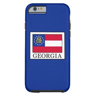 Georgia Tough iPhone 6 Case