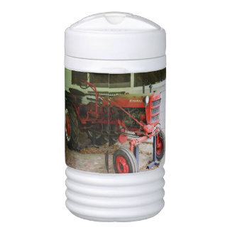 Georgia tractor beverage cooler