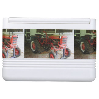 Georgia tractor drink cooler