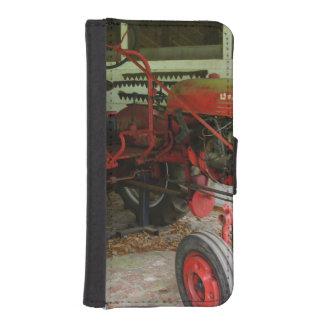 Georgia tractor iPhone SE/5/5s wallet case