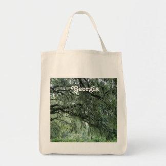 Georgia Trees Tote Bag