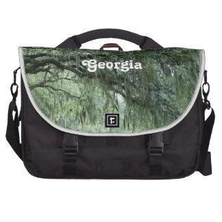 Georgia Trees Laptop Computer Bag