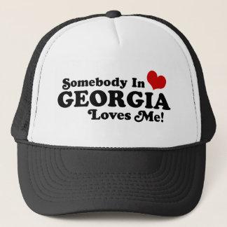 Georgia Trucker Hat