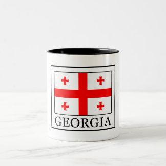 Georgia Two-Tone Coffee Mug