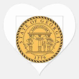 Georgia (US) State Seal