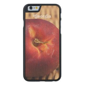 Georgia Carved® Maple iPhone 6 Case